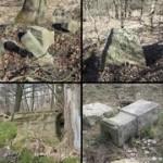 Mapování a dokumentace drobných památek na Bochovsku