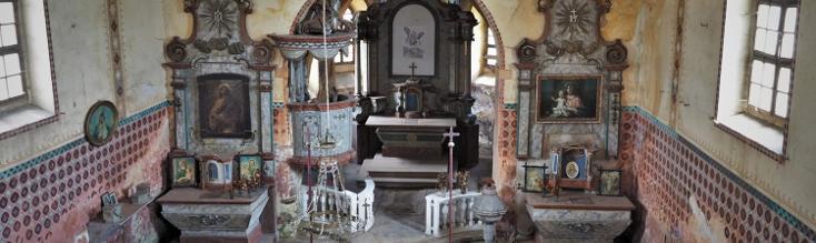 Otevření kostela sv. Michaela Archanděla v Brložci