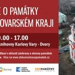 Konference Péče o památky a krajinu v Karlovarském kraji 2020 - banner