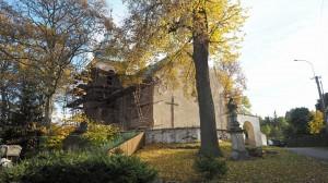 21-Znovuvztyčení podstavce sochy sv. Jana Nepomuckého u Novosedel
