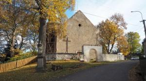 22-Znovuvztyčení podstavce sochy sv. Jana Nepomuckého u Novosedel