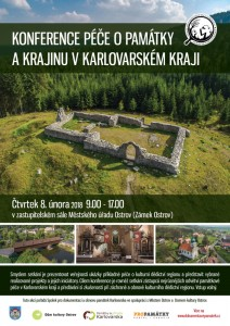 00 Druhý ročník konference Péče o památky a krajinu v Karlovarském kraji